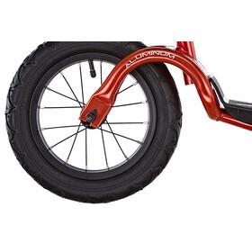 "KaZAM PRO Løpesykkel Barn 12"" rød"